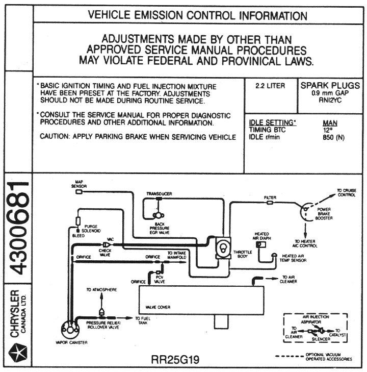 Vacuum Hose Diagram - Page 2